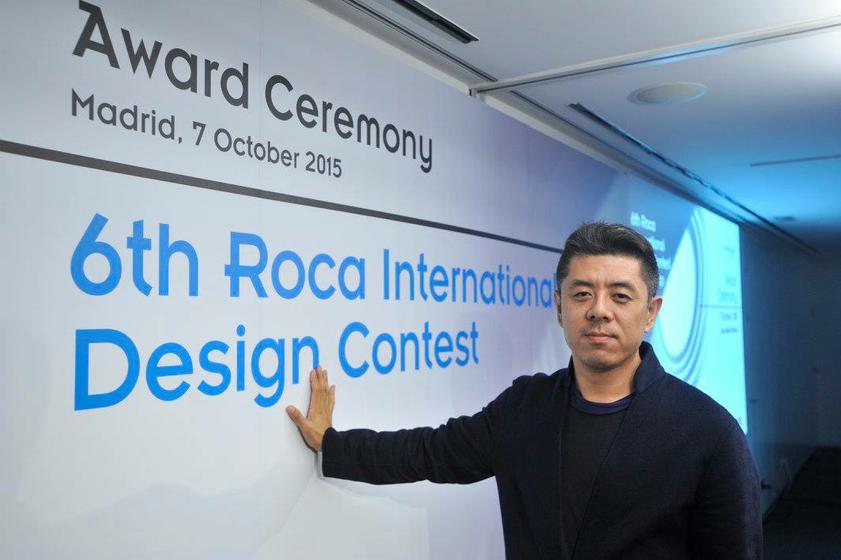 Press room: Ma Yansong presents the awards of the sixth edition of Roca´s international design competition, jumpthegap