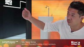 Interview with Ma Yansong - Founder & Principal Partner of MAD Architects