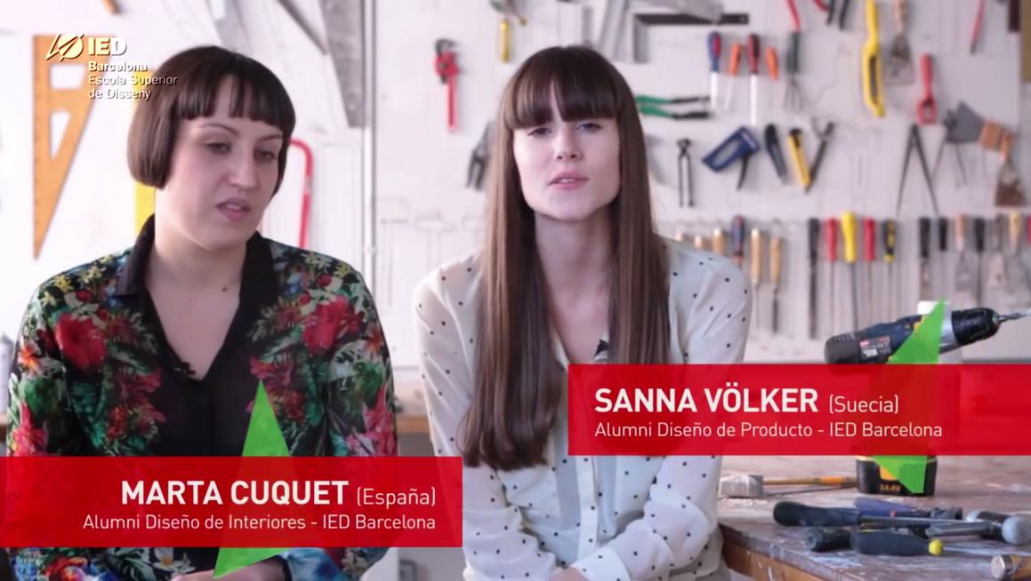 Video cover: Interview with the 5th edition winners (spanish)